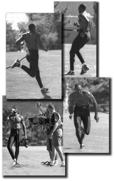 Karl Malone shares his training secrets